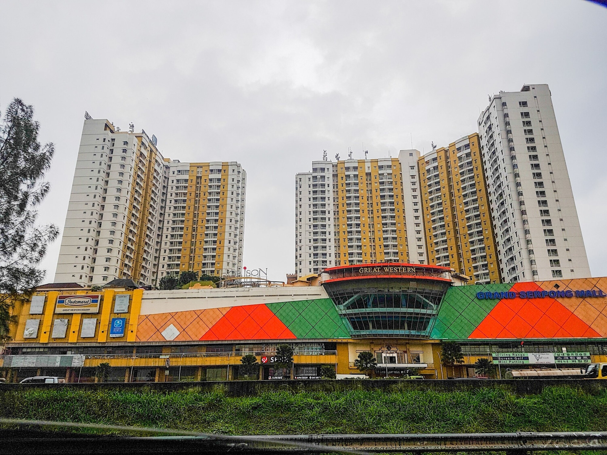 Highest Value 2BR at Great Western Apartment, Tangerang