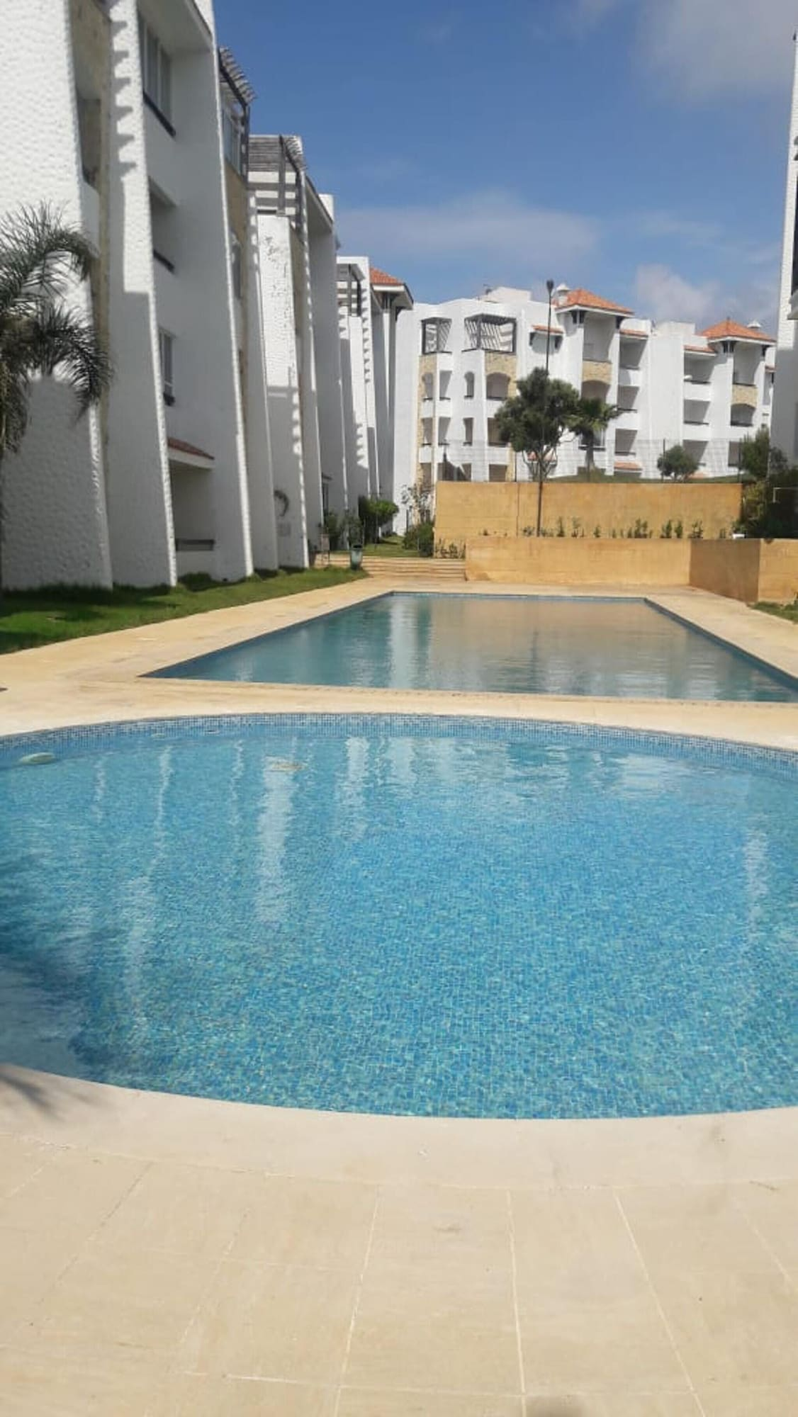 Apartment With one Bedroom in Asilah, With Pool Access and Balcony, Tanger-Assilah