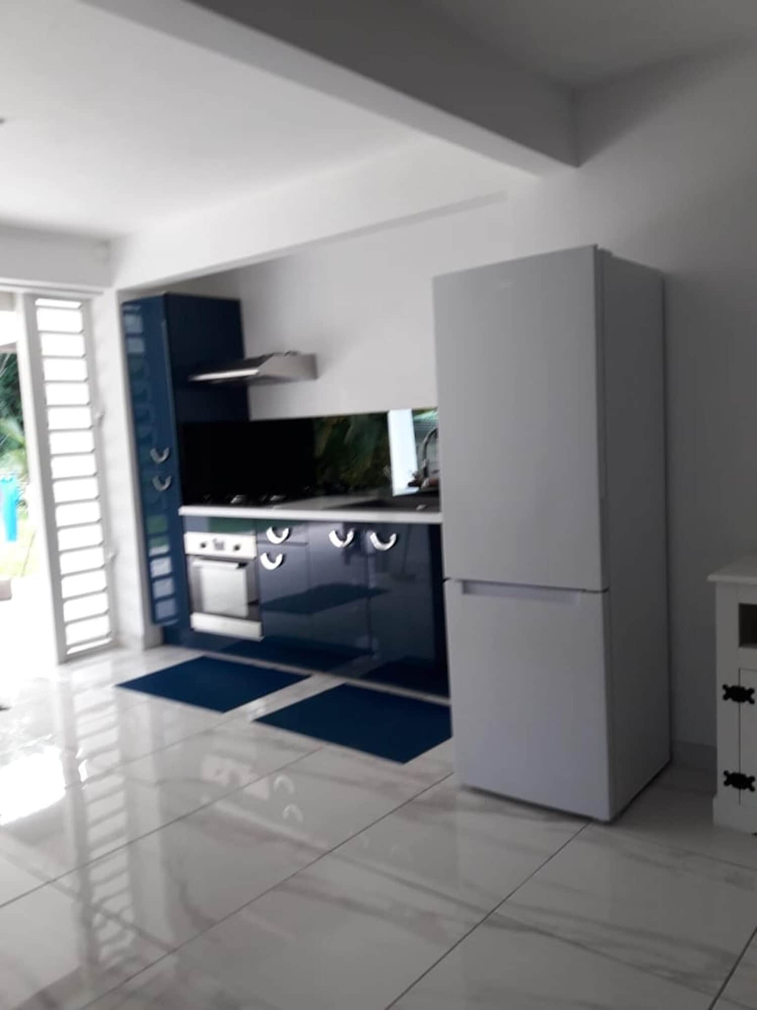 Apartment With 2 Bedrooms in Le Lamentin, With Furnished Garden and Wifi - 4 km From the Beach, Le Lamentin