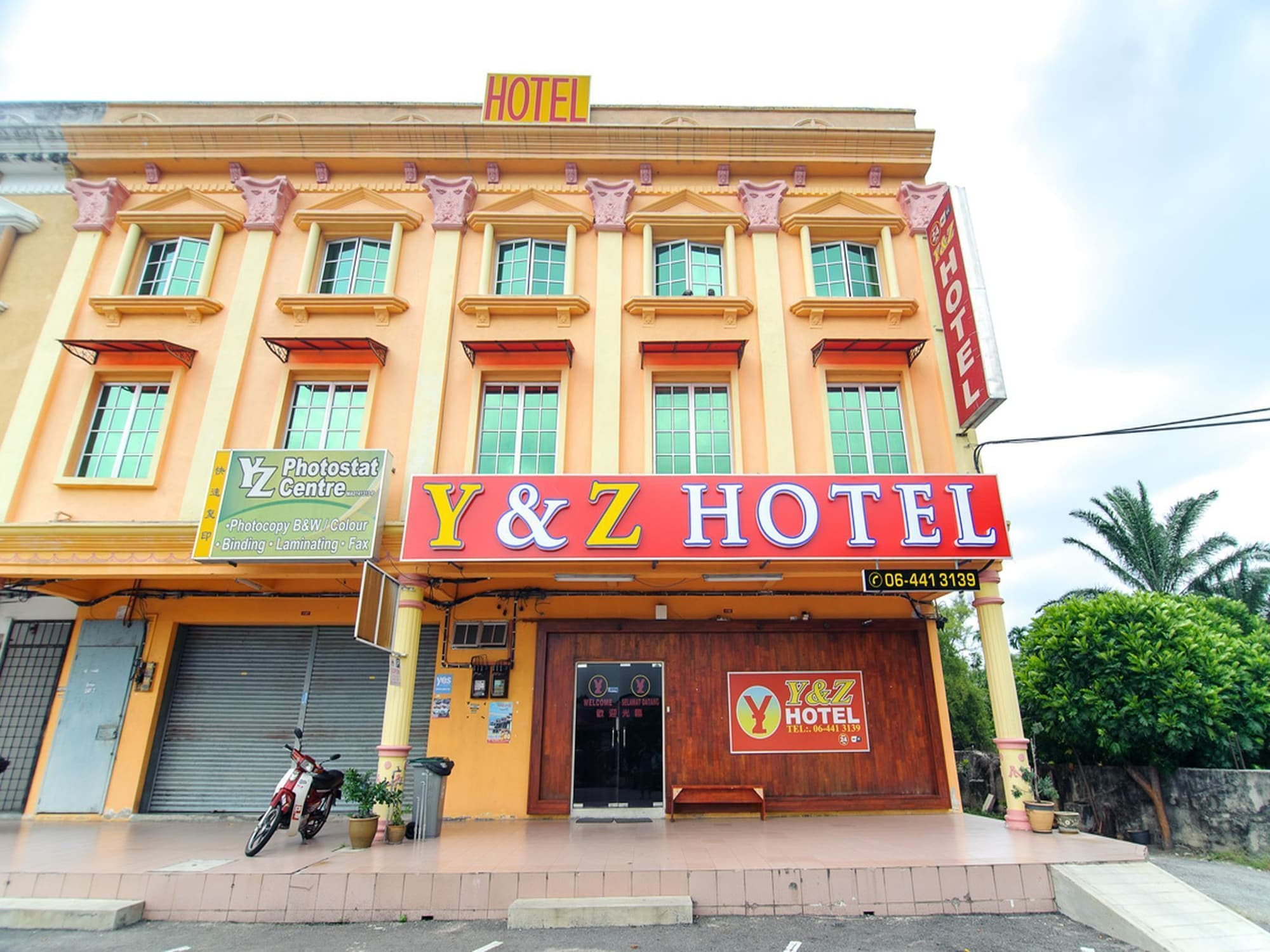 Y&Z Budget Hotel, Tampin