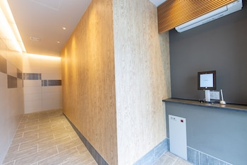 GRAND BASE HIROSHIMAEKIMAE Hallway