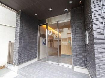 GRAND BASE HIROSHIMAEKIMAE Property Entrance