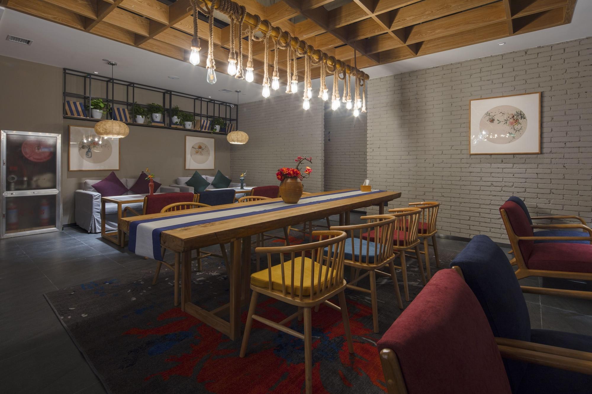 Qianna Hotel Xinxiang, Xinxiang
