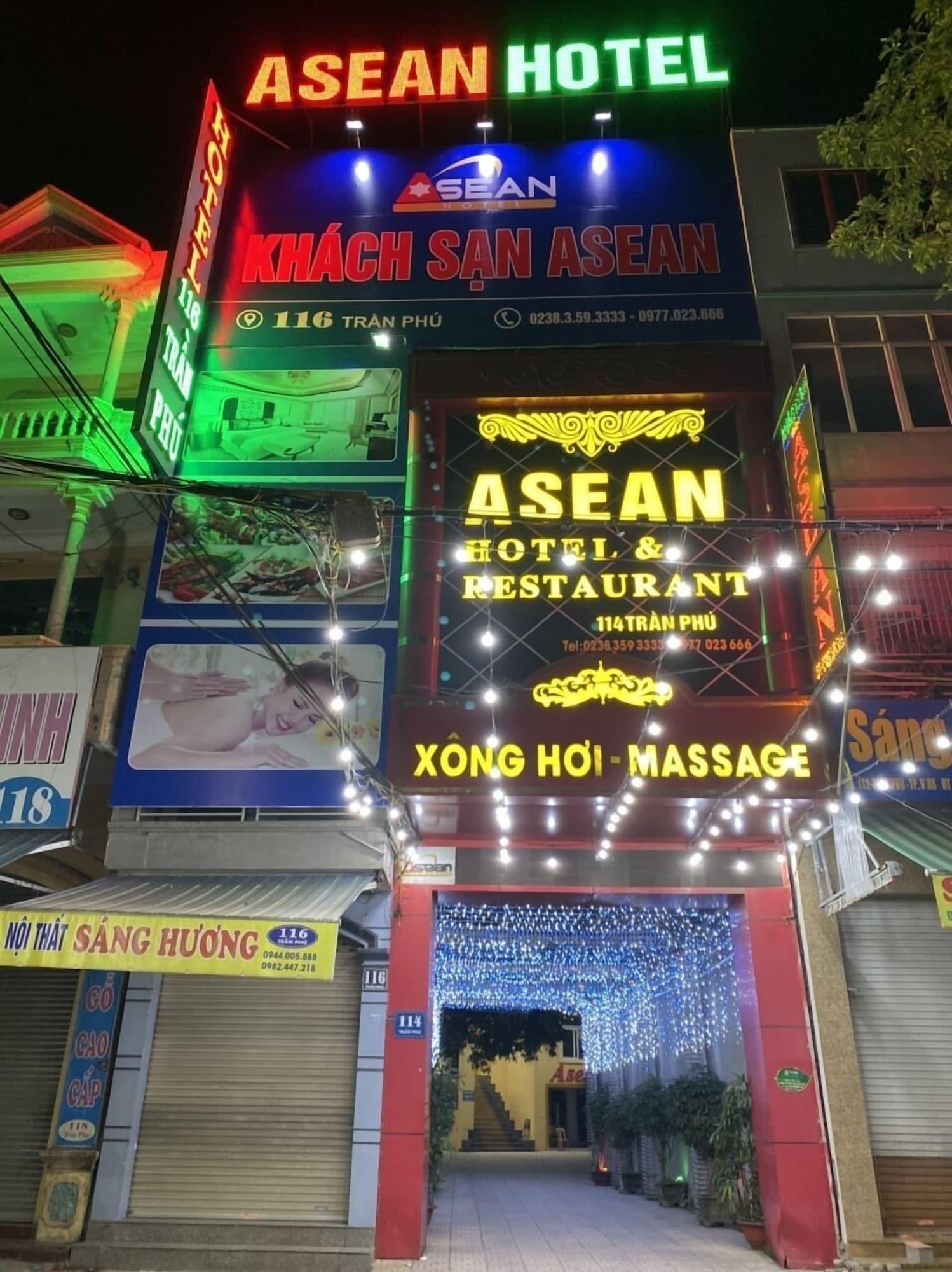 Khach san Asean, Vinh