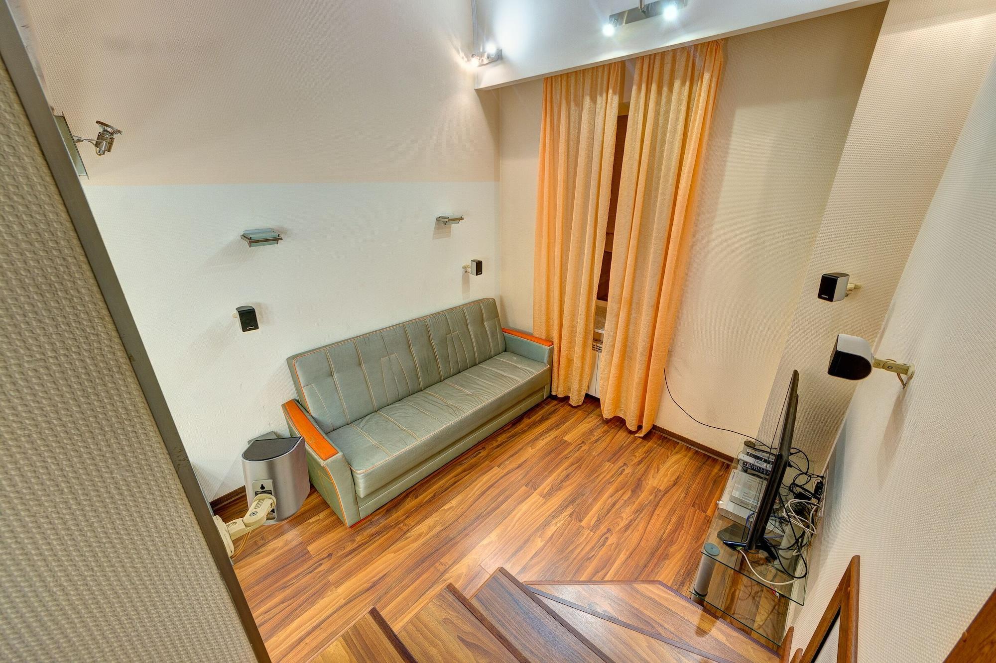 Apartment Institutskaya, Irpins'ka