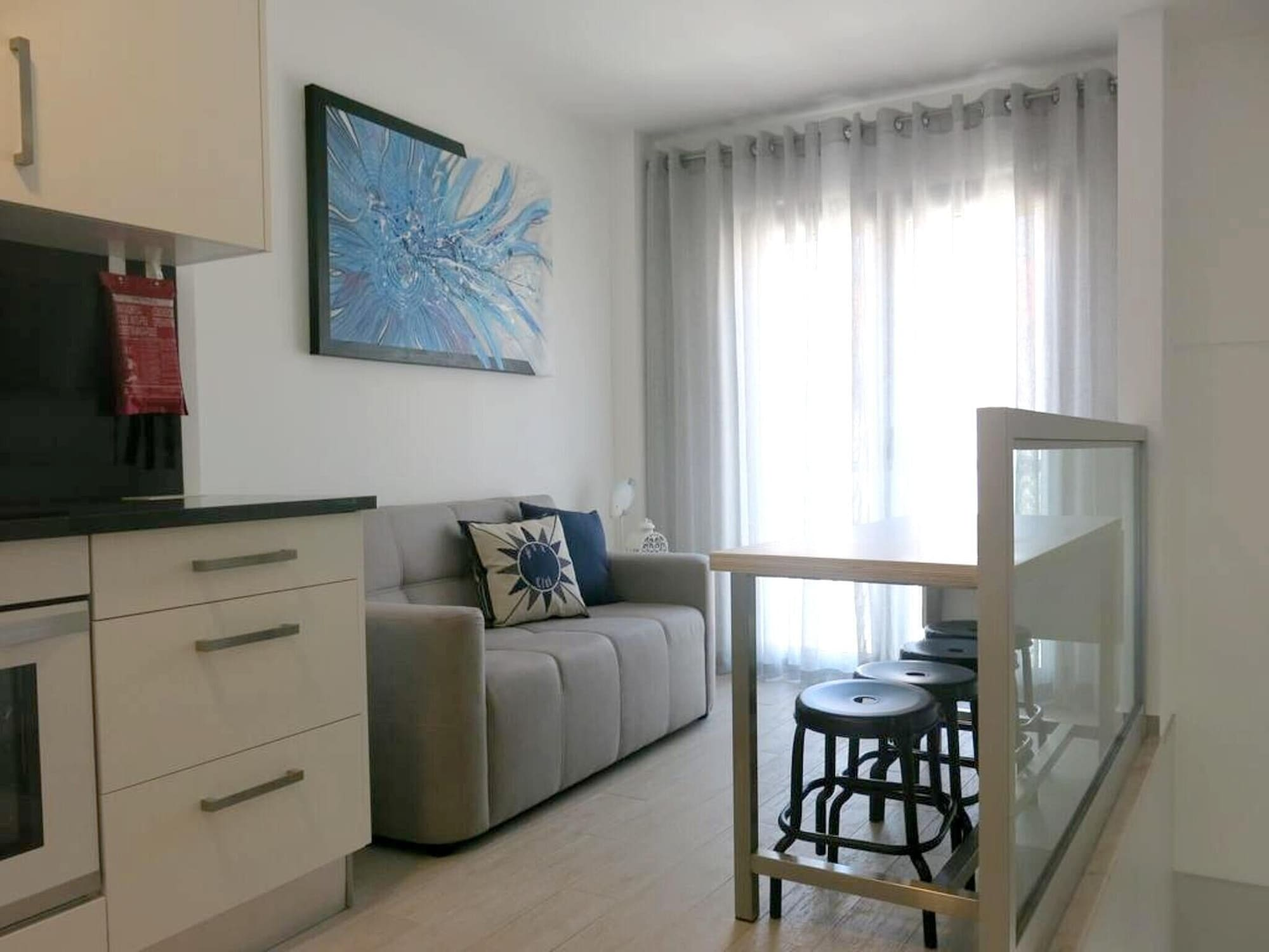 Apartment With 2 Bedrooms in Nazaré, With Wonderful sea View, Terrace and Wifi - 500 m From the Beach, Nazaré