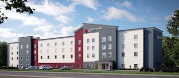 拉斯沃斯堡國際機場西 - 赫斯特燭木套房飯店 - IHG 飯店 Candlewood Suites DFW West - Hurst, an IHG Hotel