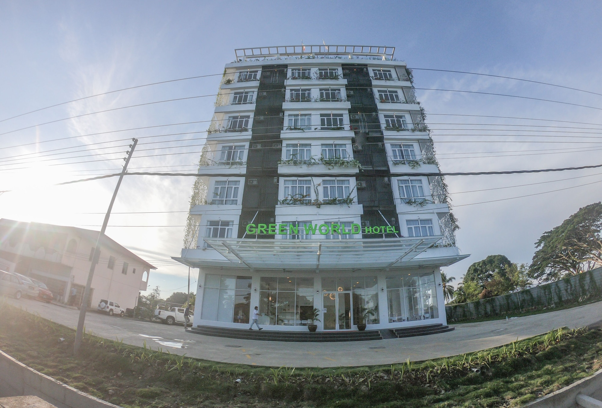 Green World Hotel, Semporna