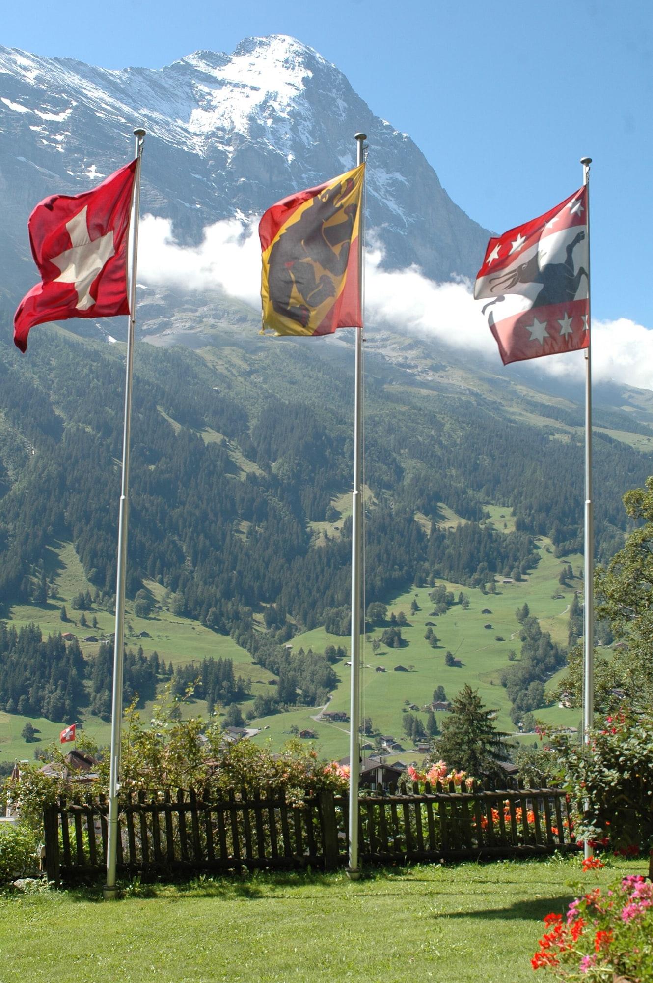 Hotel Sonnenberg, Interlaken