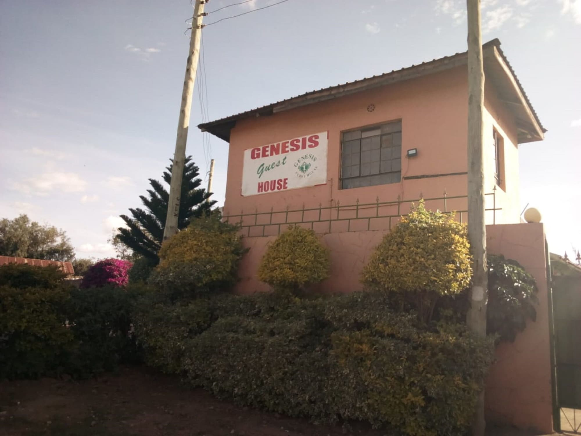 Genesis Guest House, Naivasha