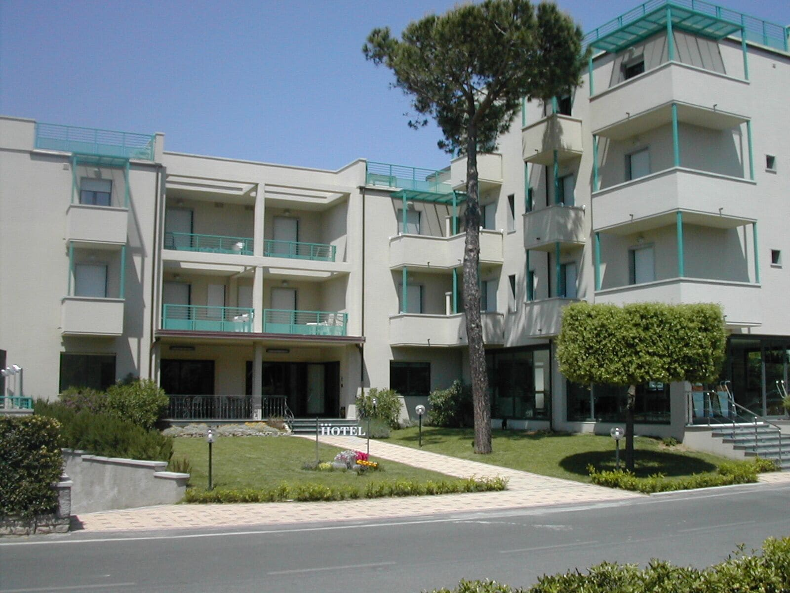 Hotel Flora, Livorno