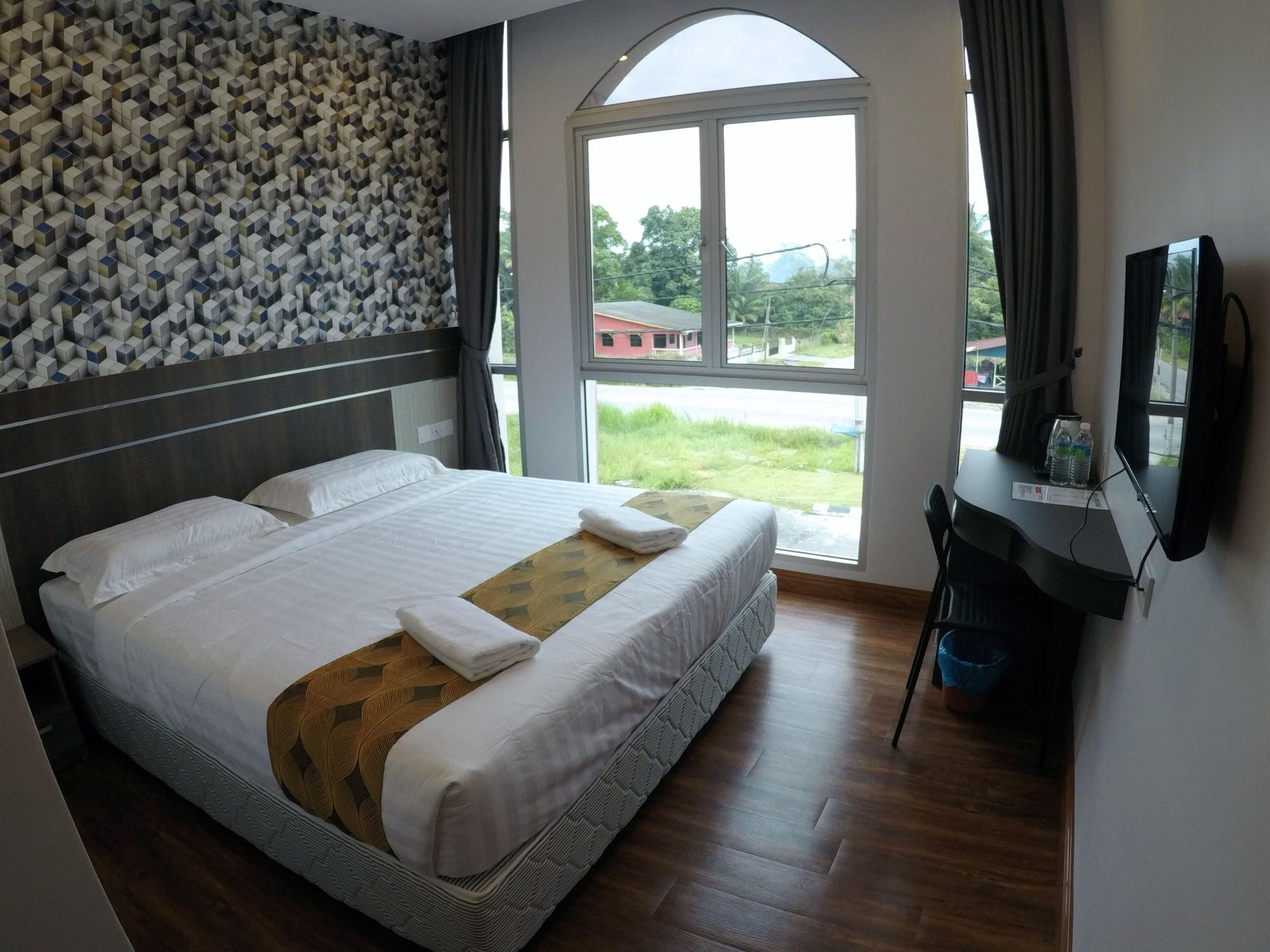 Hotel Kawan Bidor, Batang Padang