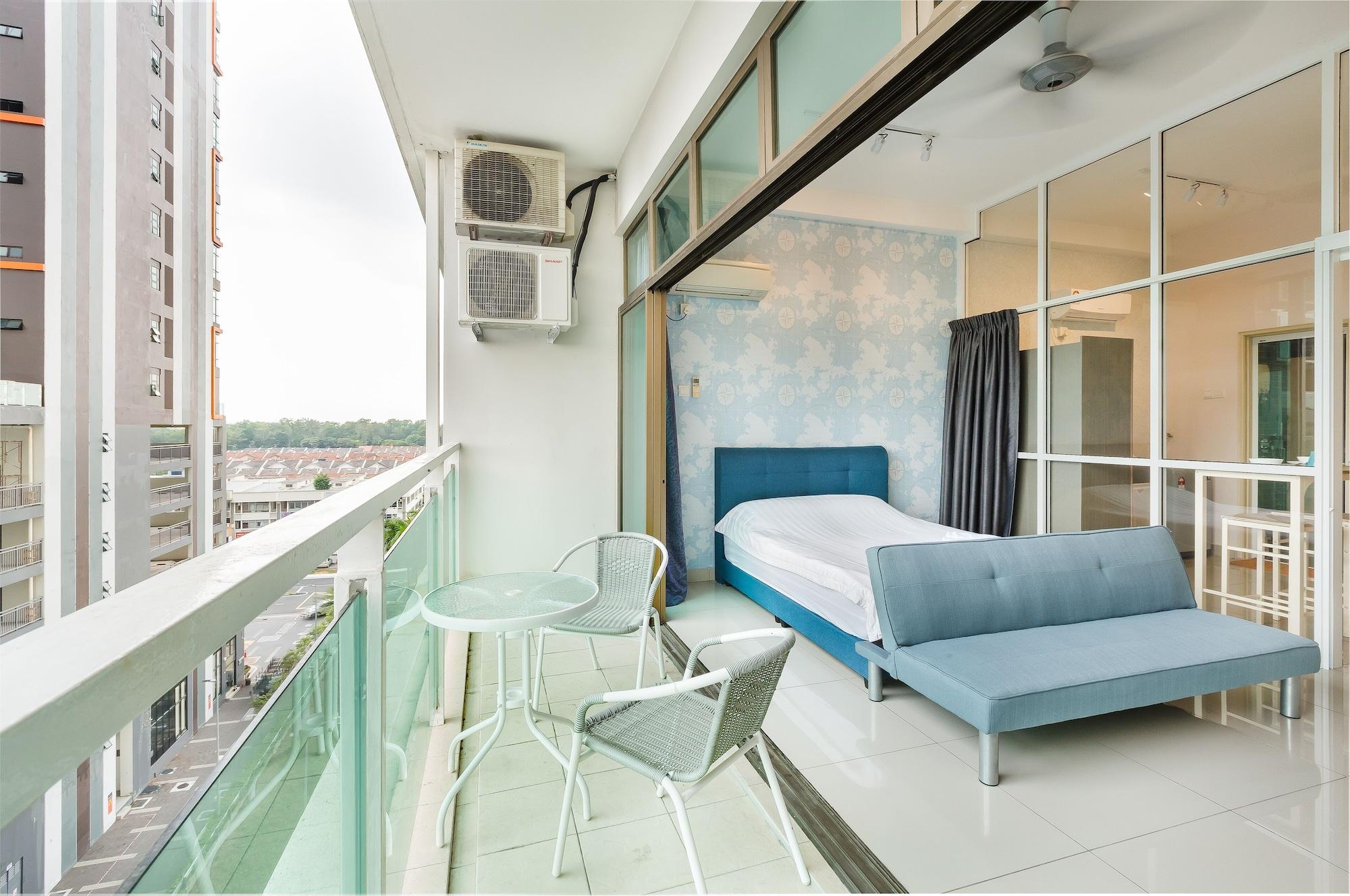 Palazio Serviced Apartment, Johor Bahru