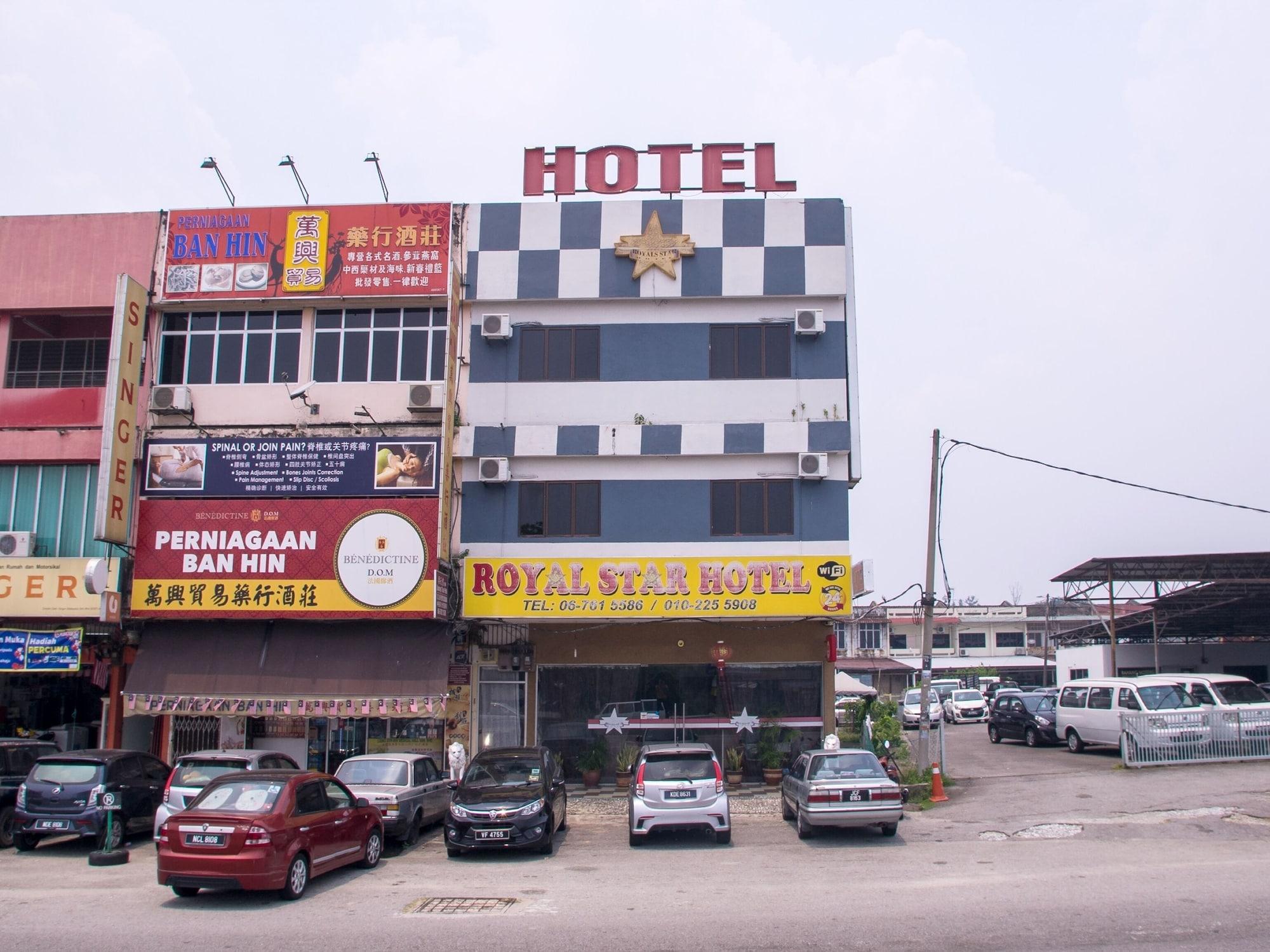 OYO 44010 Royals Star Hotel, Seremban