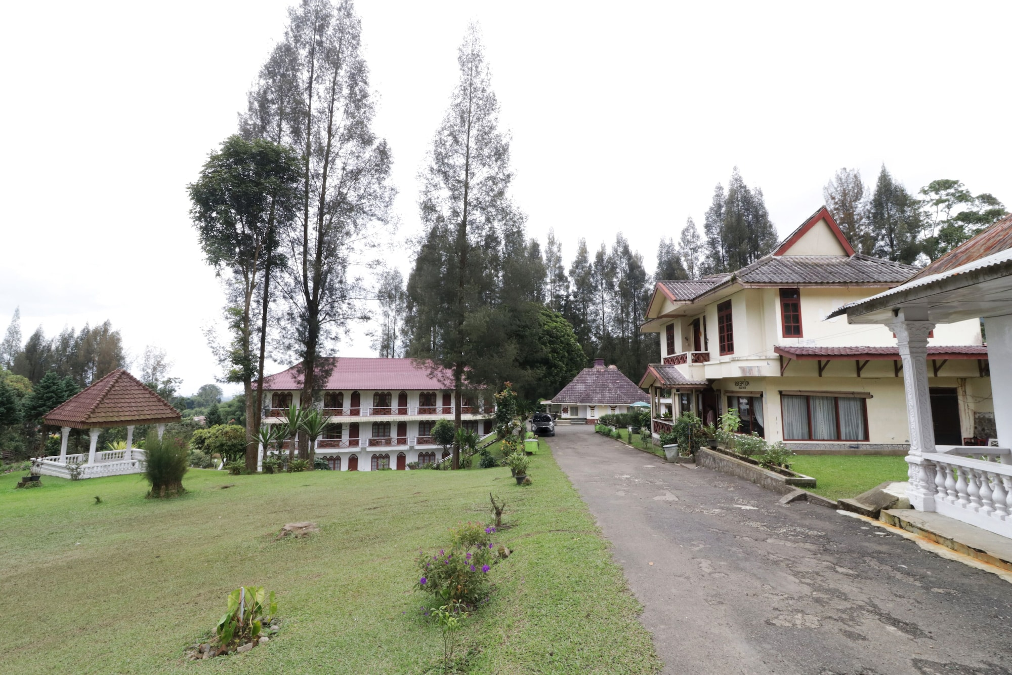 Sibayak Multinasional Rest House, Karo