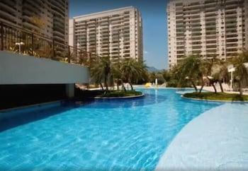 雷瑟瓦花園新設備完善豪華公寓飯店 Reserva jardim newlyfurnished luxury APT