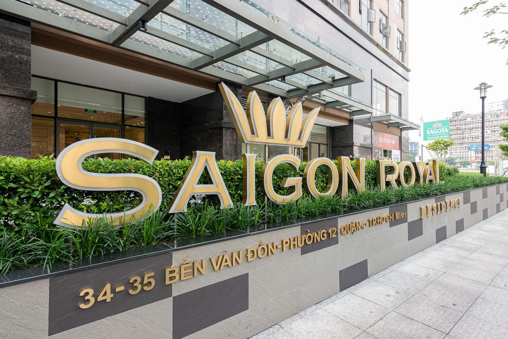 Saigon Royal - Melody Apartment, Quận 4