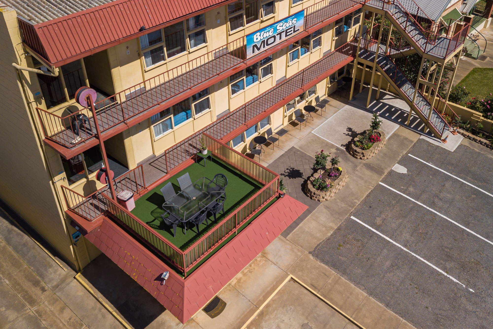 Blue Seas Motel, Port Lincoln