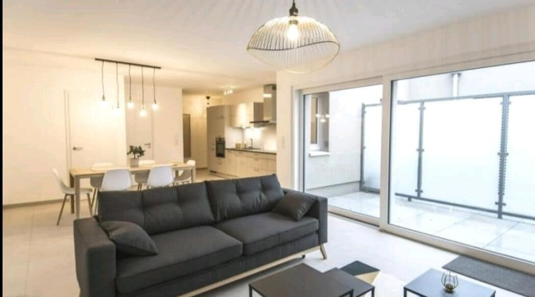 Modern Flat in City Center, Luxembourg