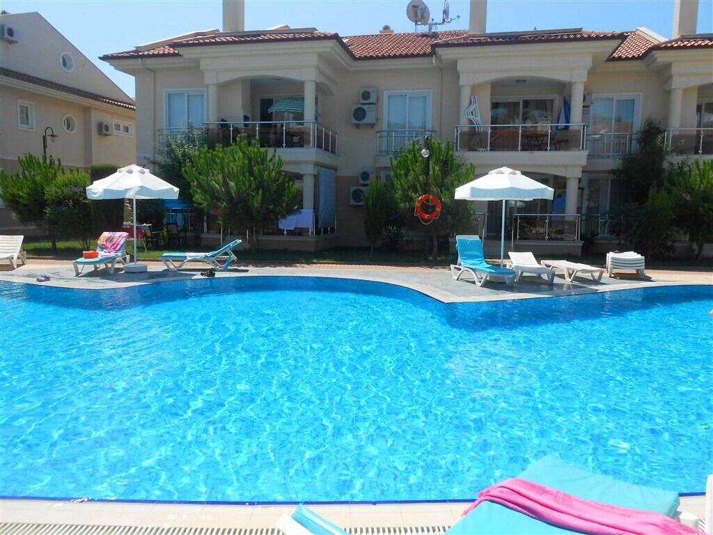 Villa 6340, Merkez