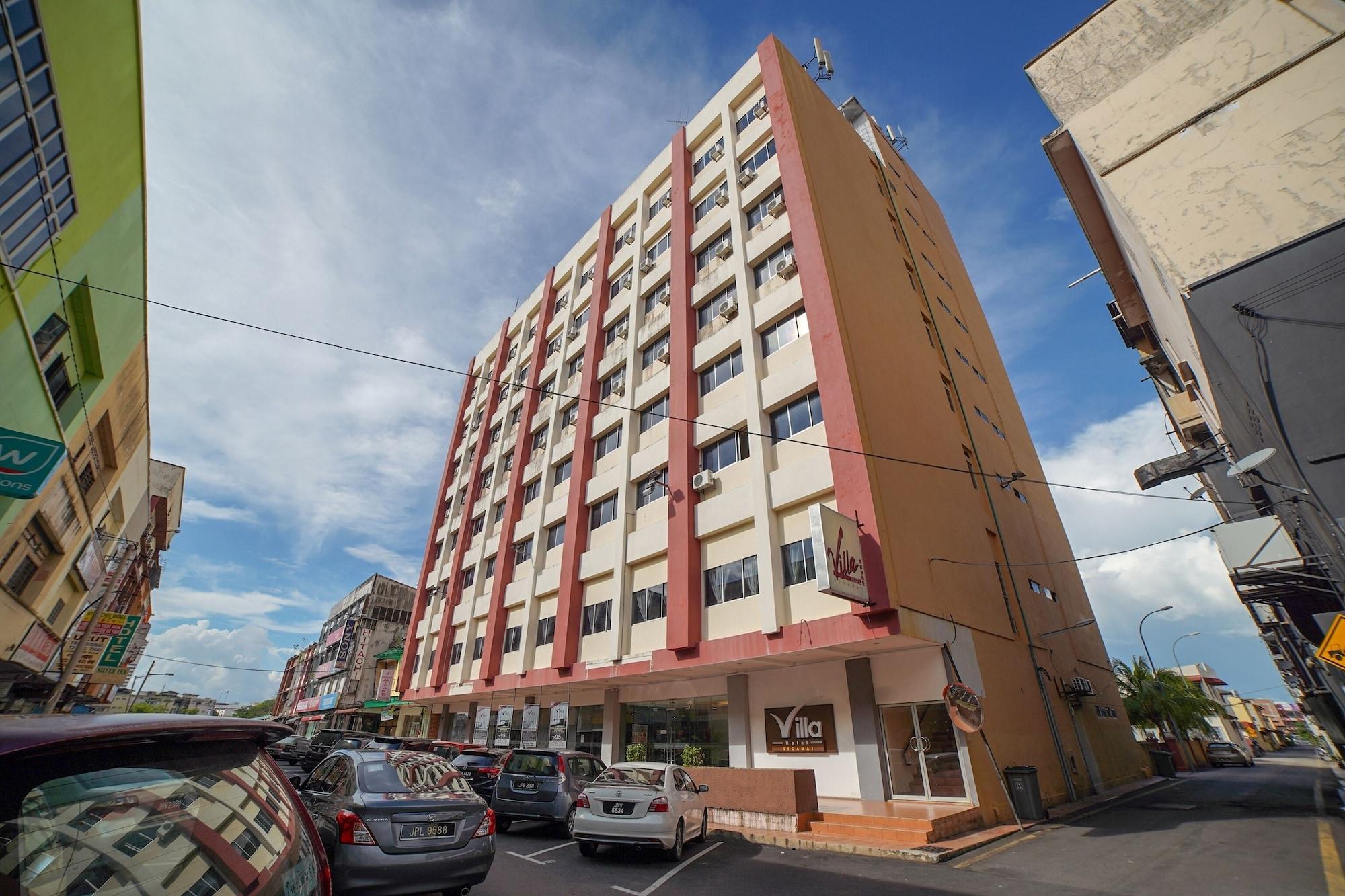 OYO 89531 Villa Hotel, Segamat