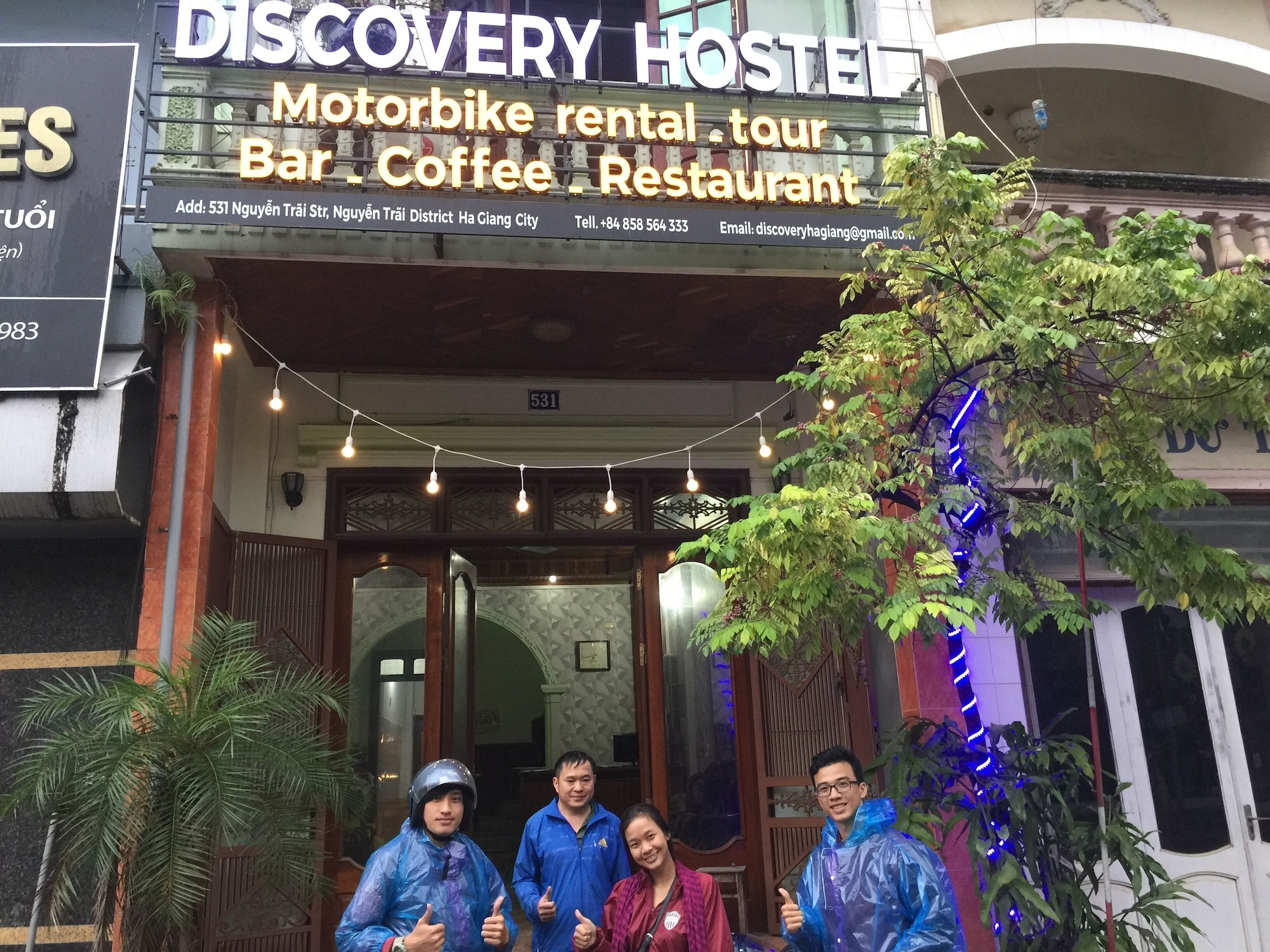 Ha Giang Discovery Hostel, Hà Giang