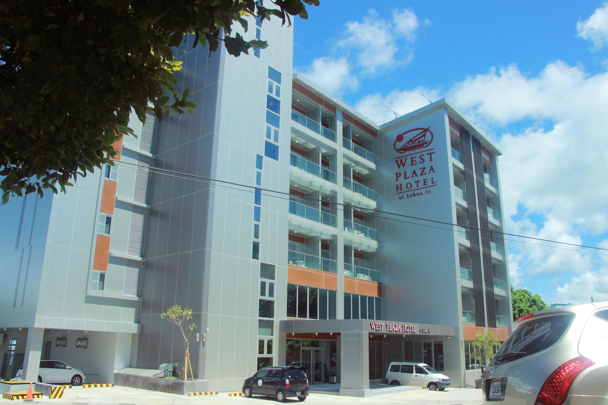 West Plaza Hotel at Lebuu Street,