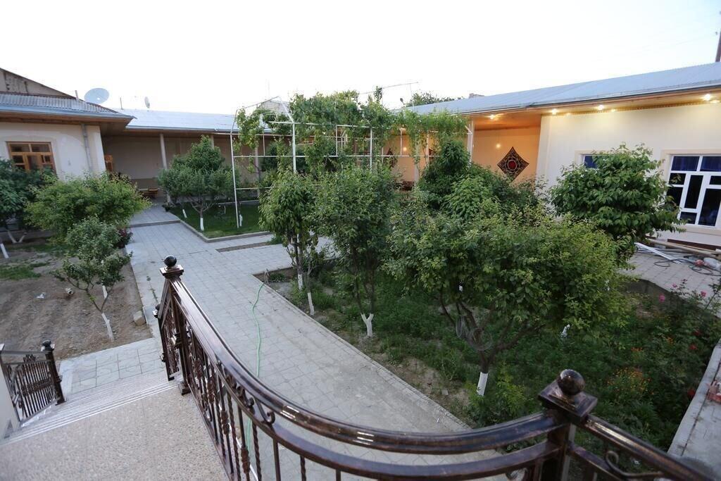 Eco Atlas Samarkand, Oqdaryo