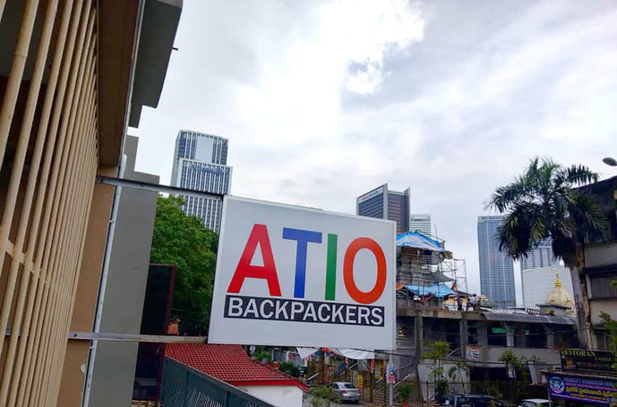 ATIO Backpackers, Kuala Lumpur