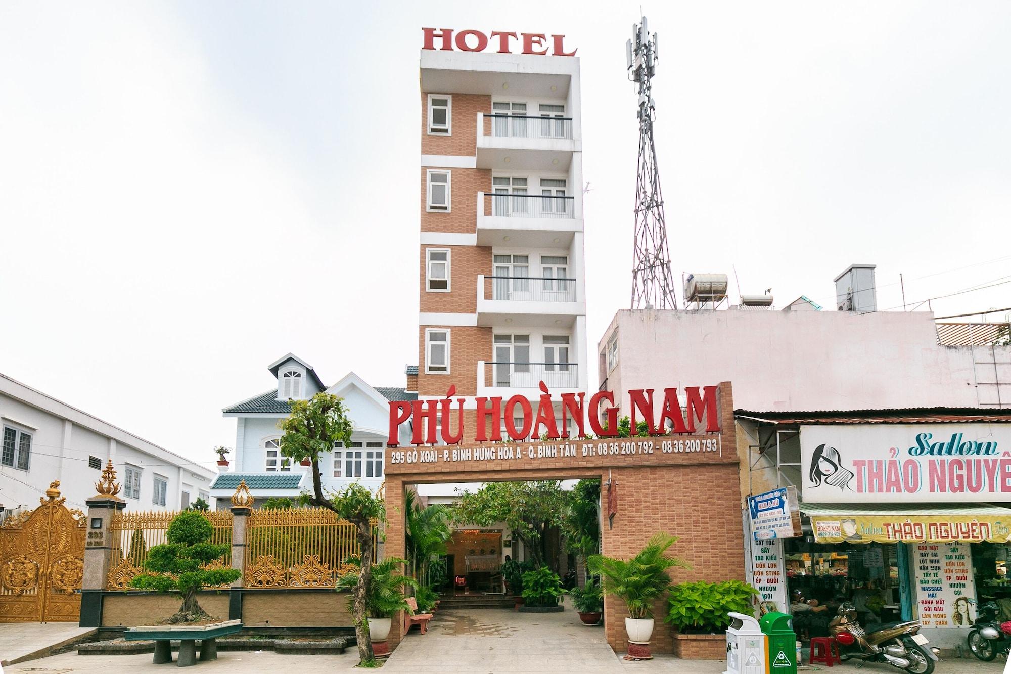 OYO 463 Phu Hoang Nam, Binh Tan