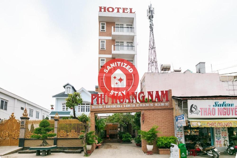 Hotel Oyo 463 Phu Hoang Nam