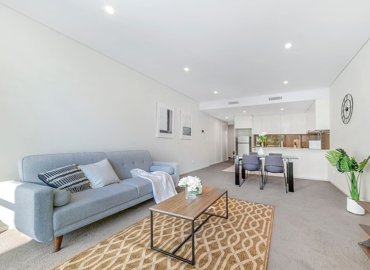 Sydney Airport Brand New 3bed Apt+freeparking Nwc009, Rockdale