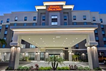 佛羅里達布蘭登坦帕河景歡朋套房飯店 Hampton Inn & Suites Tampa Riverview Brandon, FL