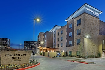 達拉斯普拉洛 - 理查森萬豪唐普雷斯套房飯店 TownePlace Suites by Marriott Dallas Plano/Richardson