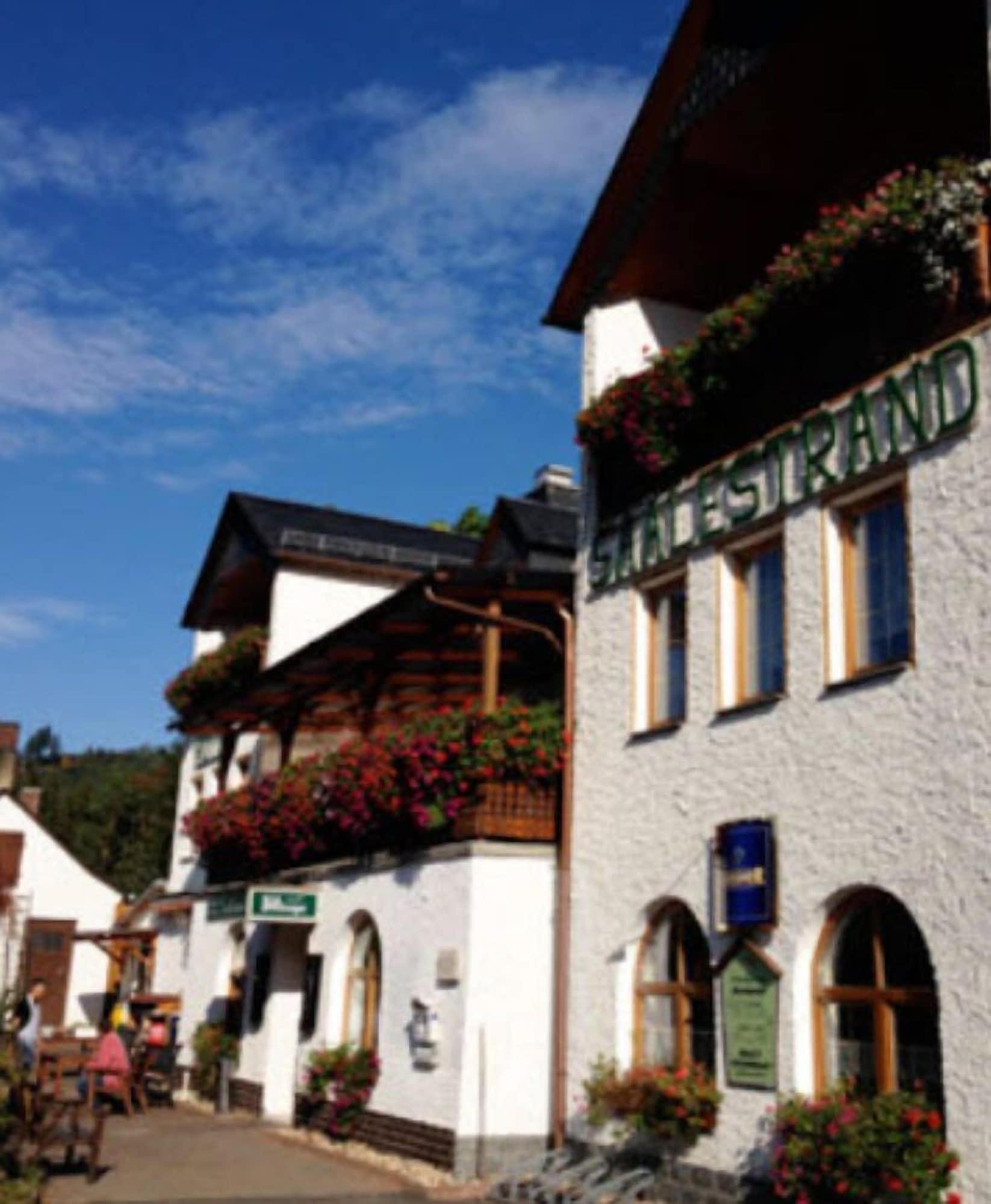 Hotel Saalestrand, Saalfeld-Rudolstadt