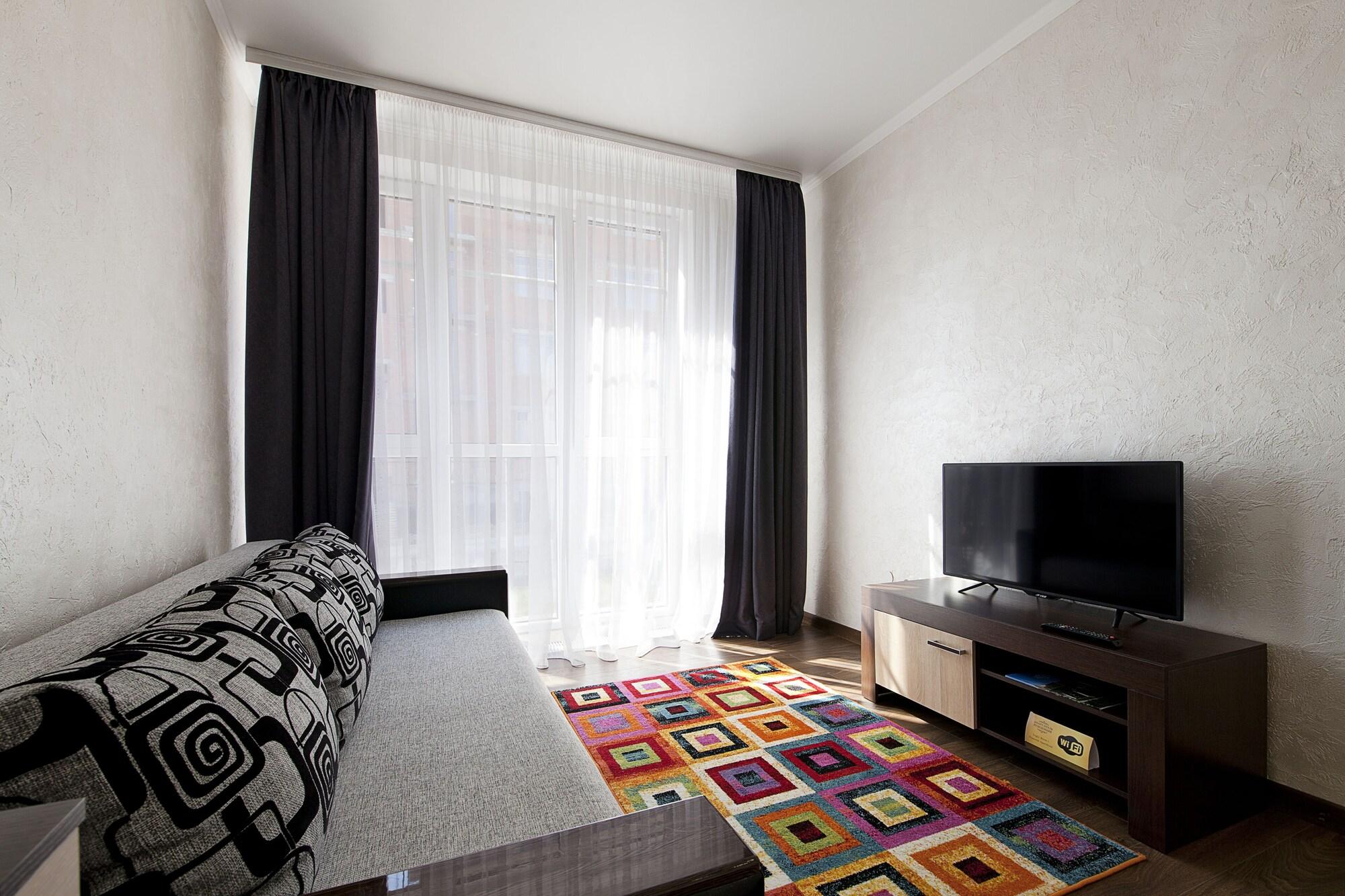 Apart-hotel Residence, Svetlogorsk