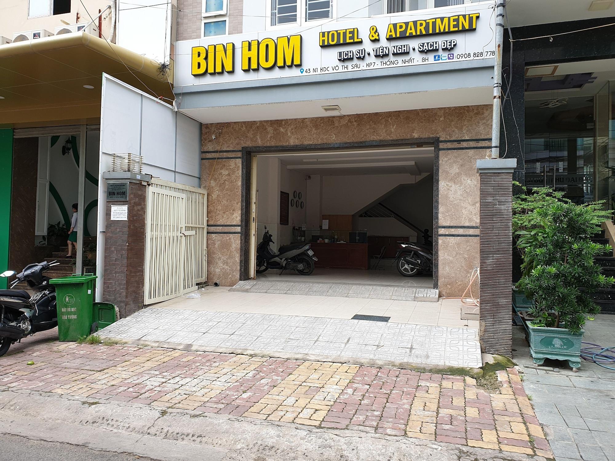 Bin Hom Hotel, Bien Hoa