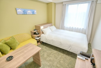 スタンダード ダブルルーム 禁煙 たびのホテル倉敷水島