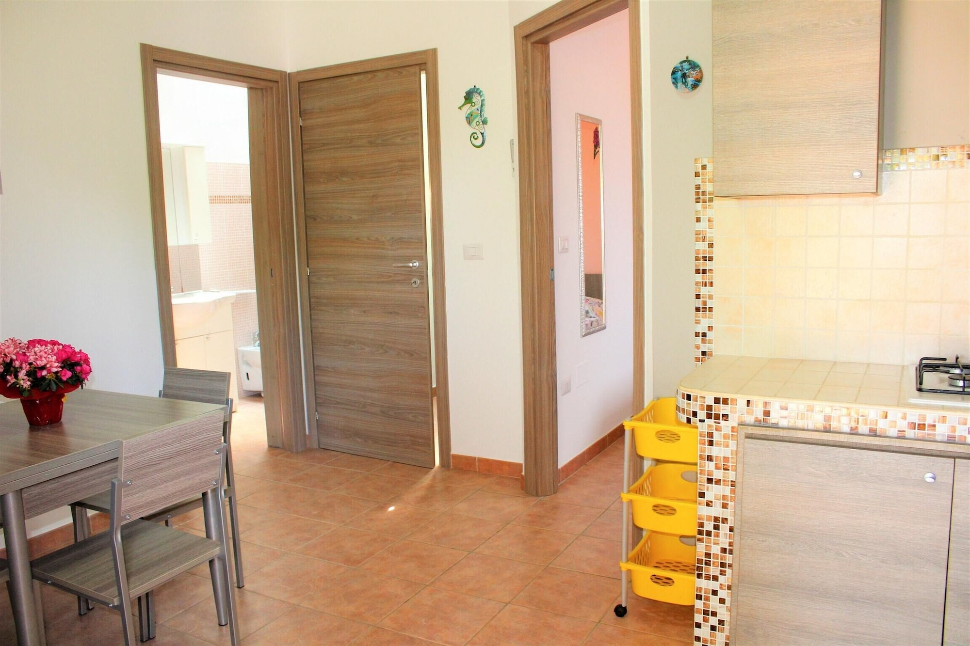 House With 2 Bedrooms in Torre San Giovanni, With Enclosed Garden and Wifi - 700 m From the Beach, Lecce