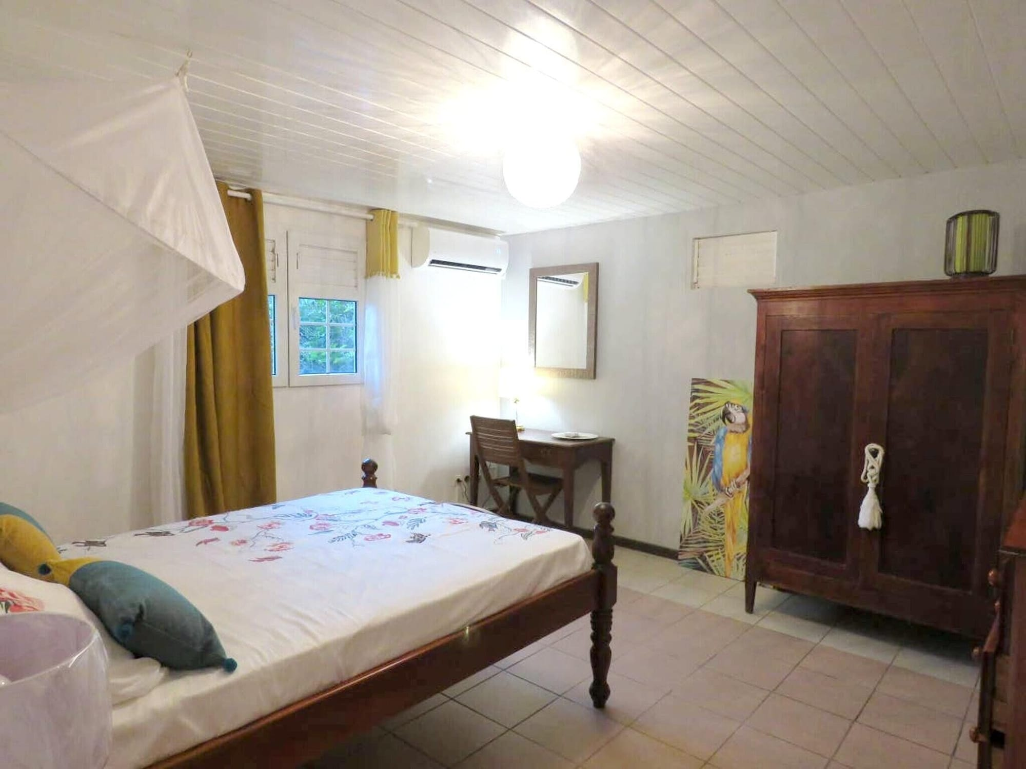 Apartment With 2 Bedrooms in Gros-morne, With Enclosed Garden and Wifi, Gros-Morne