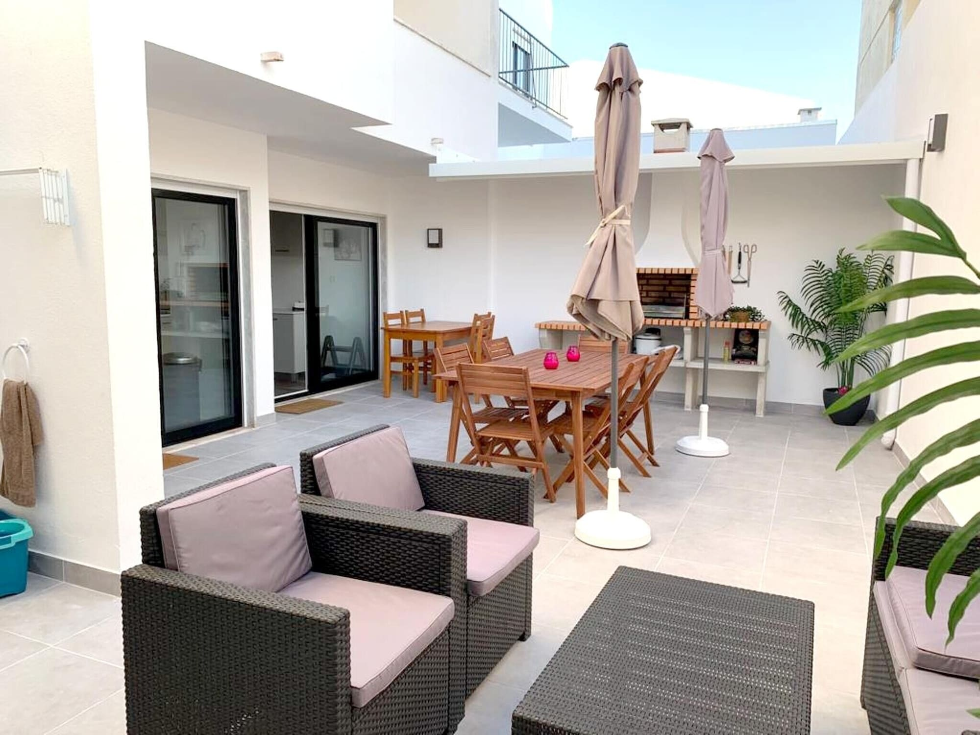 Apartment With 3 Bedrooms in Alcabideche, With Furnished Terrace and Wifi - 5 km From the Beach, Cascais