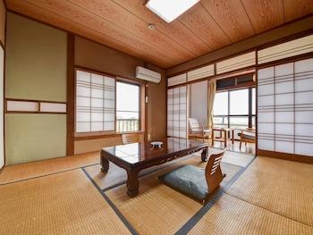 新館和室 (バストイレ付)|岬観光ホテル