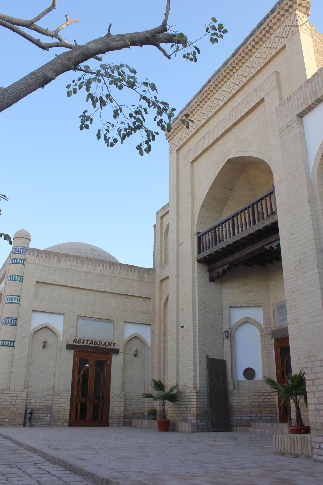 Madrasah Polvon-qori Boutique, Xiva
