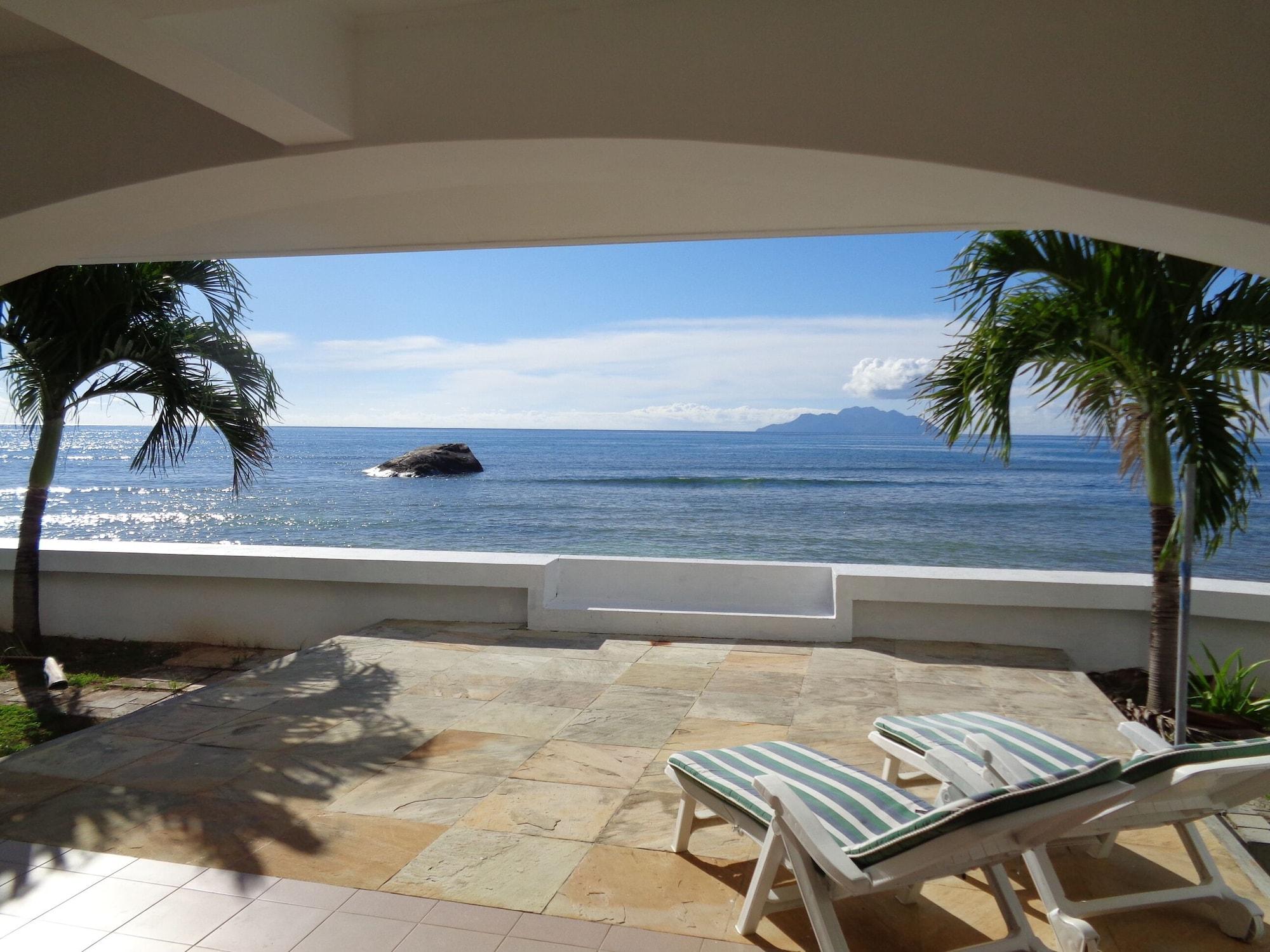 Ocean & Beach View Villa