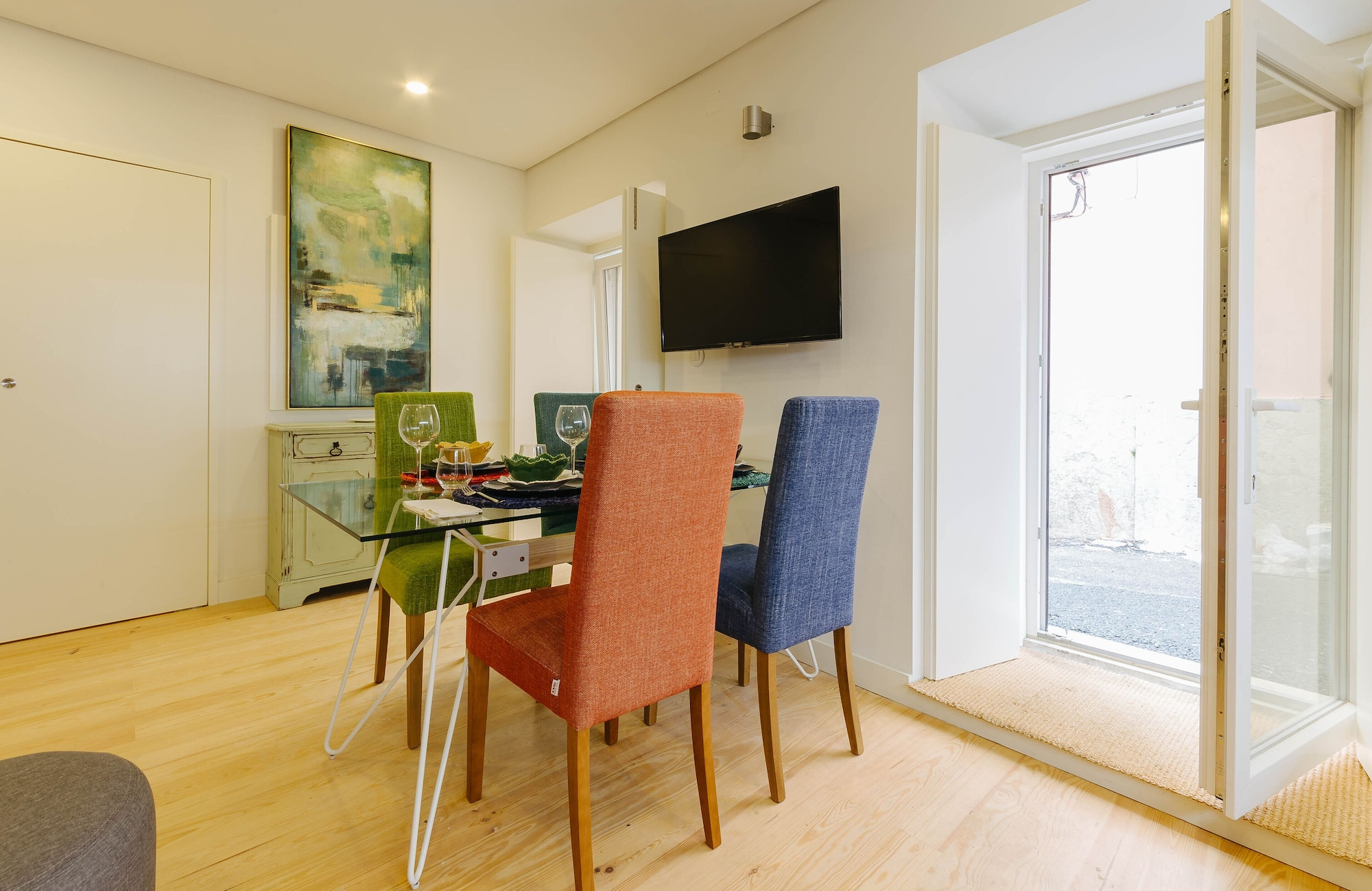 Santana Stylish Apartment Rentexperience, Lisboa