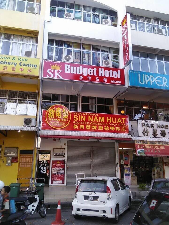 SK Budget Hotel, Pulau Penang