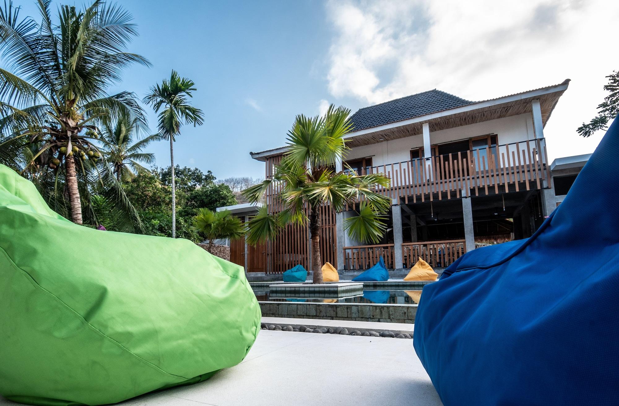 Kaniu Capsule Hostel, Lombok Tengah