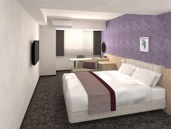 コンフォート ダブルルーム 1名1室 ホテル・トリフィート柏の葉
