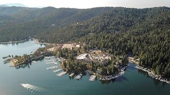 湖畔箭頭渡假村及水療中心 Lake Arrowhead Resort and Spa