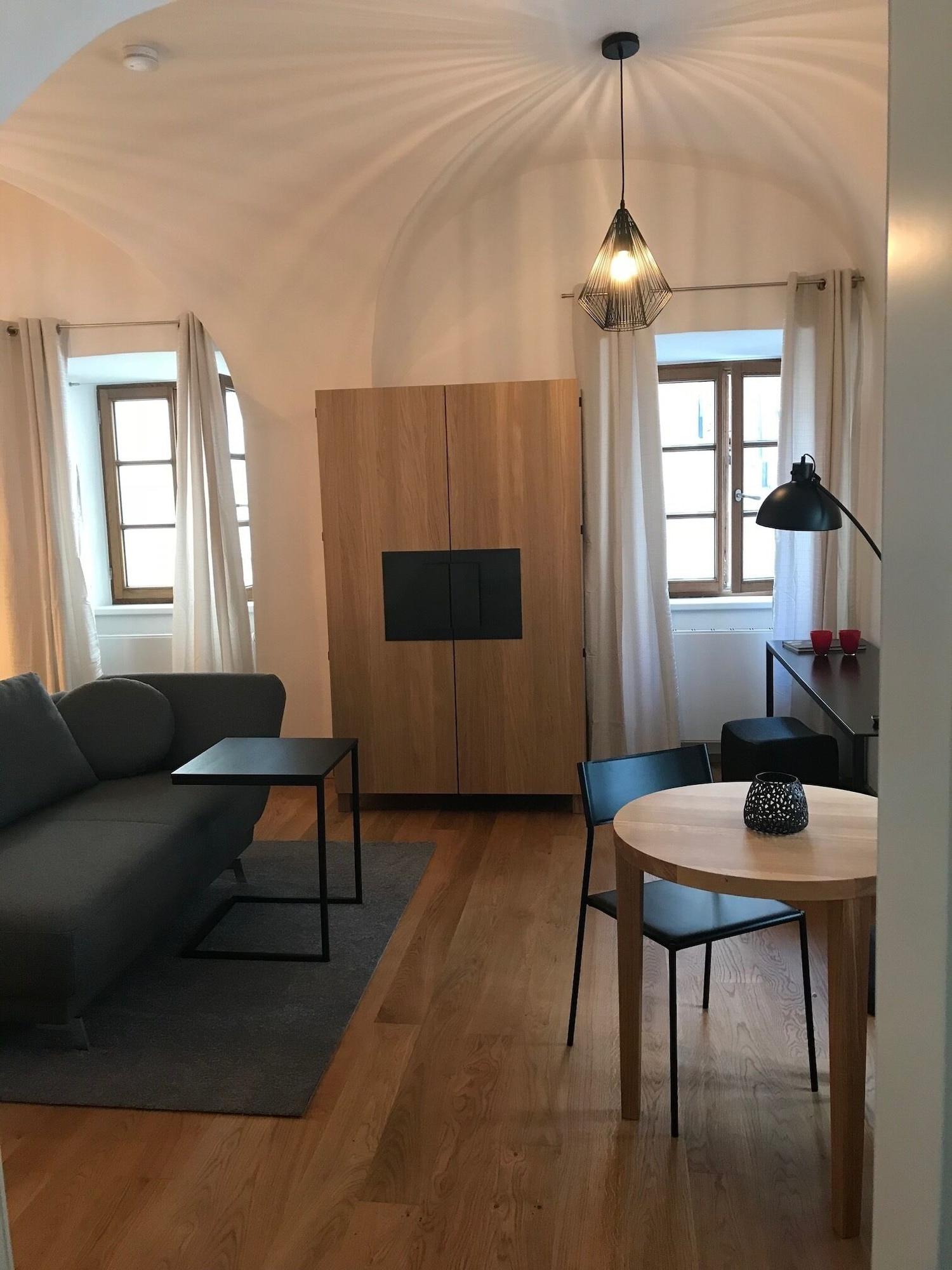 BARONHAUS Aparthotel & Suites, Passau